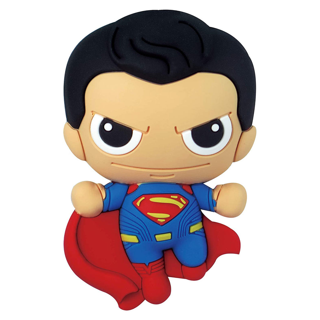 Justice League Superman 3D Foam Magnet
