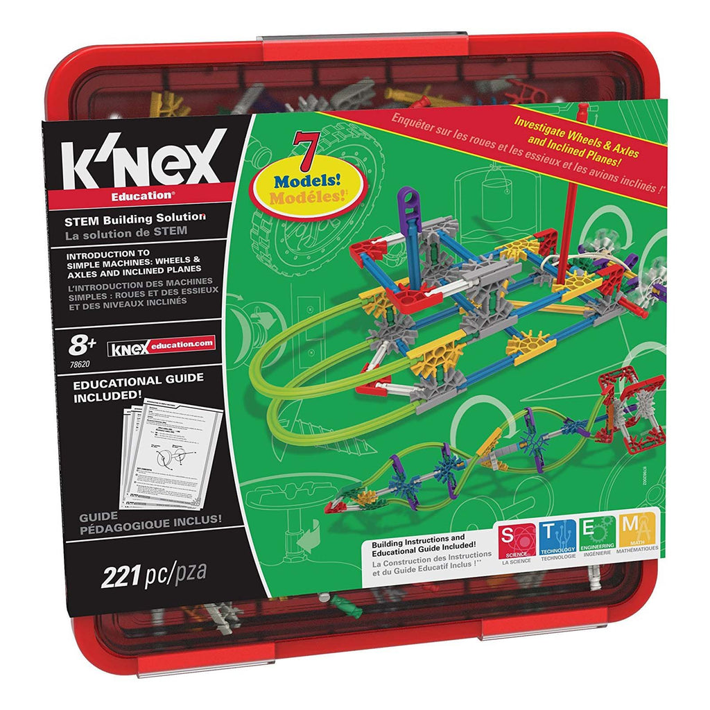 K'Nex Education Intro To Simple Machines Building Set