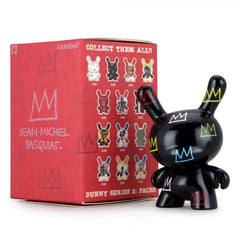 Kidrobot Jean-Michel Basquiat Dunny Blind Box Mini Figure