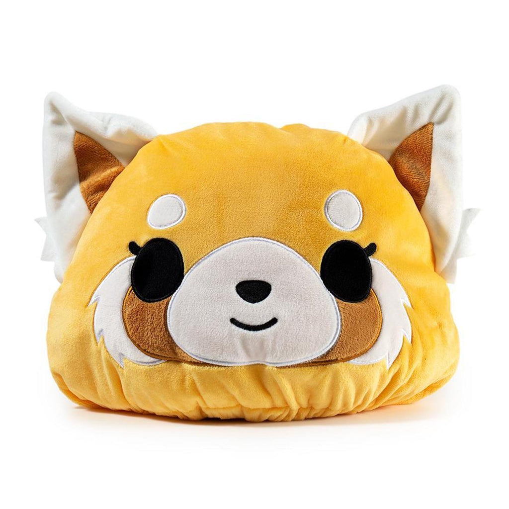 Kidrobot Aggretsuko Medium 11 Inch Plush Figure