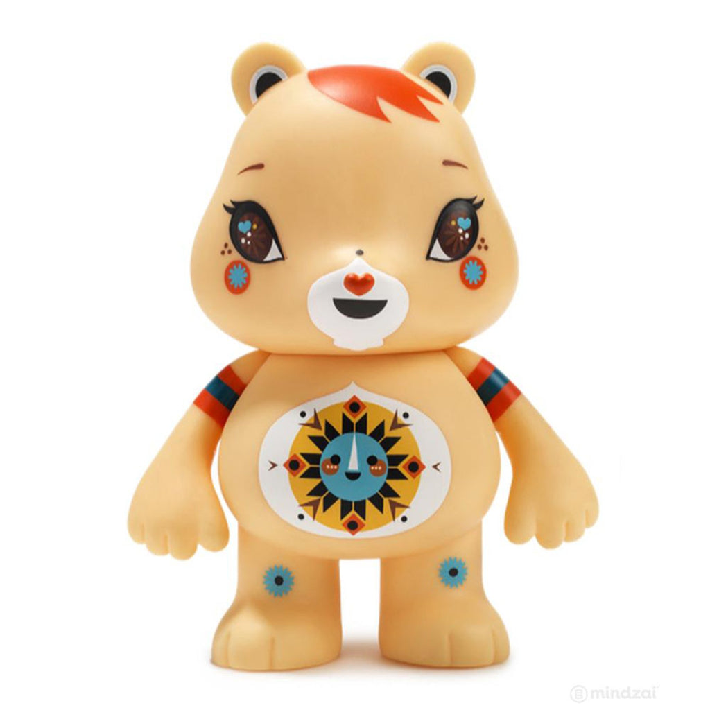 Kidrobot Care Bears Funshine Bear 6 Inch Vinyl Figure