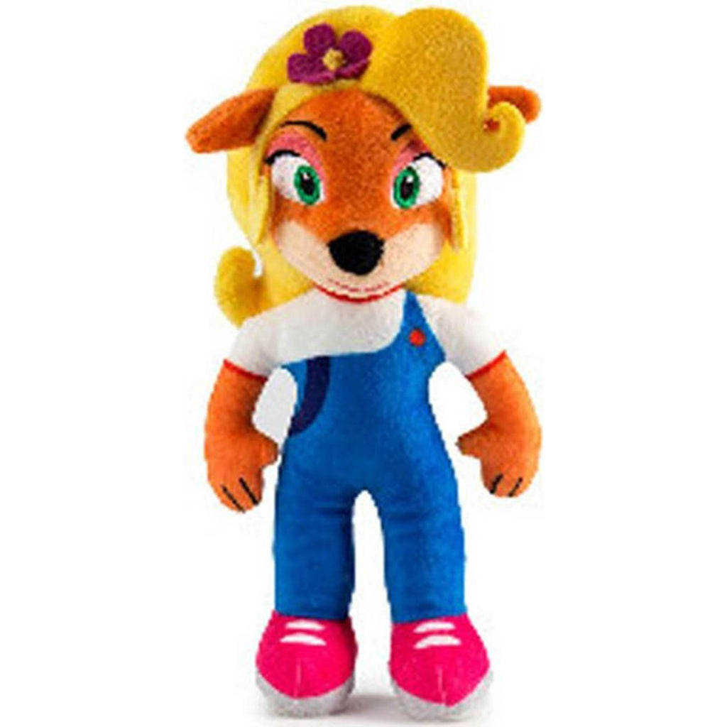 Kidrobot Crash Bandicoot Phunny Coco Bandicoot Plush Figure