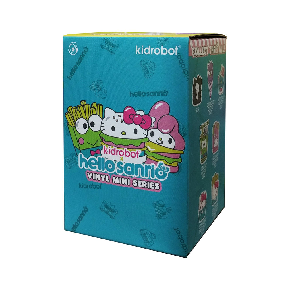 Kidrobot Hello Sanrio Blind Box Series Mini Vinyl Figure