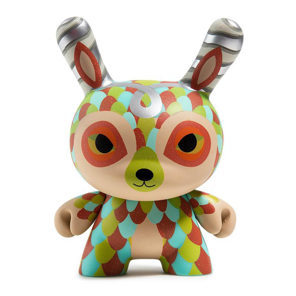 Kidrobot Horrible Adorables Curly Horned Dunnylope Figure