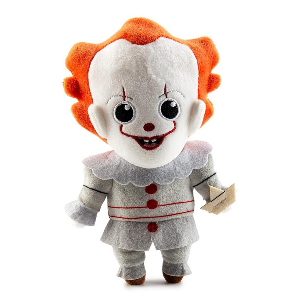 Kidrobot IT Movie Phunny Pennywise 8 Inch Plush Figure