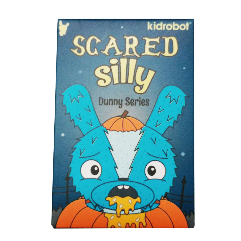 Kidrobot Scared Silly Dunny Blind Box Mini Figure