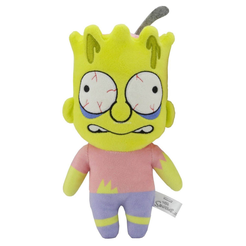 Kidrobot Simpsons Phunny Zombie Bart Plush Figure