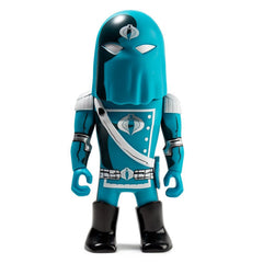 Kidrobot Limited Edition Figures - Kidrobot Transformers Vs G.I. Joe Cobra Commander 7 Inch Figure