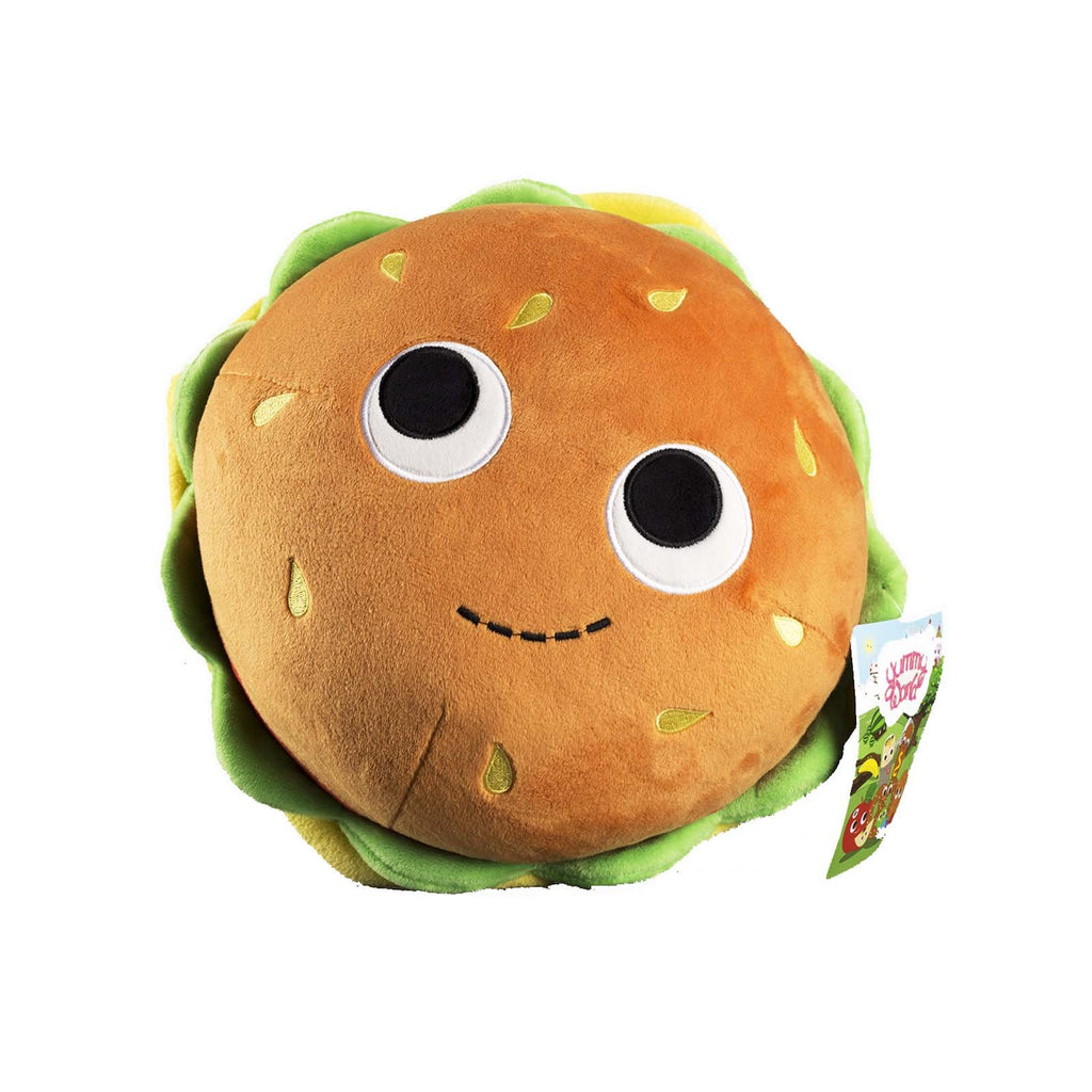 Kidrobot Yummy World Burt Bunford Burger 8.5 Inch Plush Figure