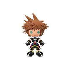 Kingdom Hearts Sora 3D Foam Magnet