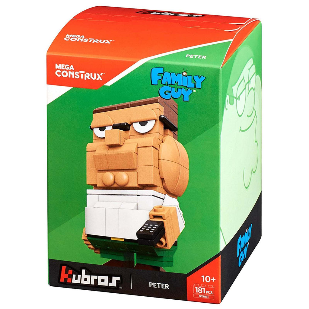 Kubros Family Guy Peter Griffin Building Set