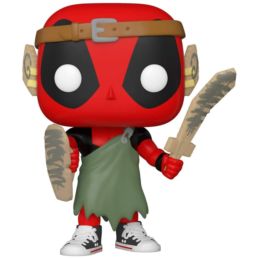 Funko Marvel Deadpool POP Deadpool LARP Vinyl Figure