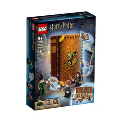LEGO Harry Potter Hogwarts Moment Transfiguration Class Building Set 76382