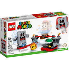 LEGO Super Mario Whomp's Lava Trouble Building Set 71364