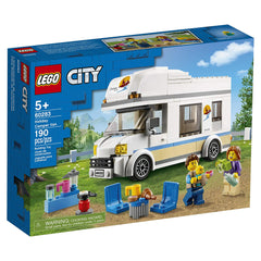 LEGO® City Holiday Camper Van Building Set 60283