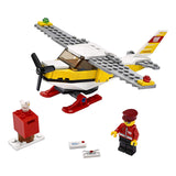 LEGO® City Mail Plane Building Set 60250