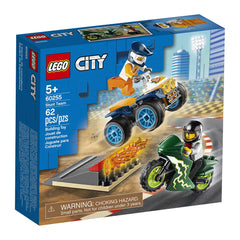 LEGO® City Stunt Team Building Set 60255