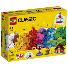LEGO® Classic Bricks And Houses Building Set 11008