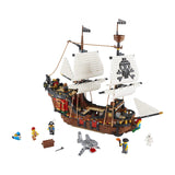 LEGO® Creator Pirate Ship Building Set 31109