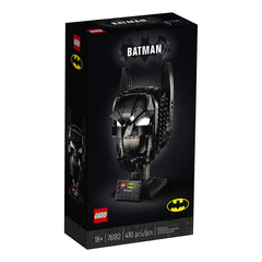 LEGO® DC Batman Cowl Building Set 76182