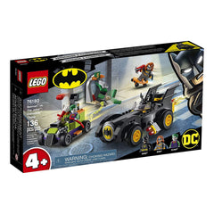 LEGO® DC Batman vs The Joker Batmobile Chase Building Set 76180