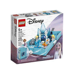LEGO® Disney Frozen Elsa And The Nokk Storybook Adventures Building Set 43189