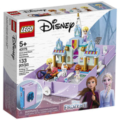 LEGO® Disney Anna & Elsa's Storybook Adventures Building Set 43175