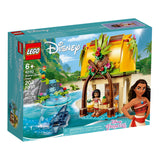 LEGO® Disney Moana's Island Home Building Set 43183