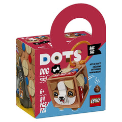 LEGO® Dots Dog Building Set 41927