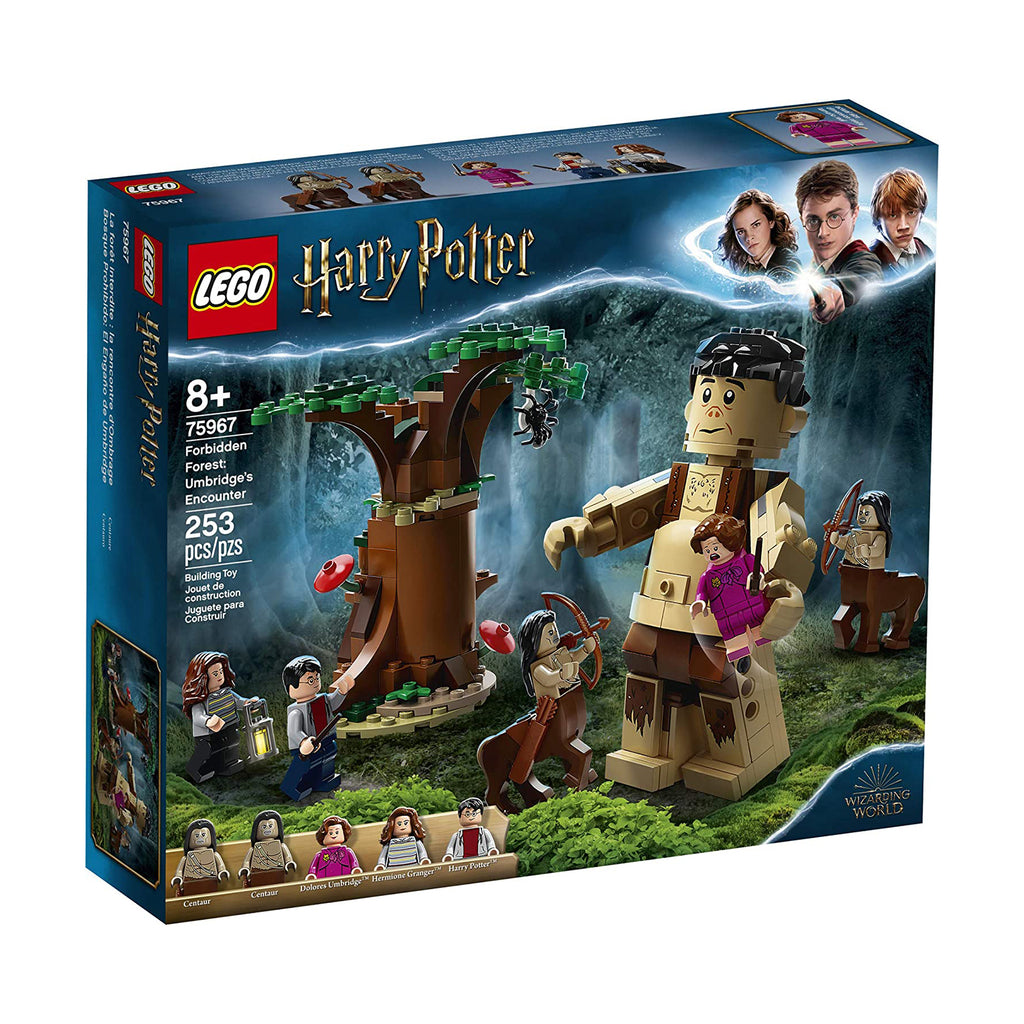 LEGO® Harry Potter Forbidden Forest Umbridge's Encounter Building Set 75967