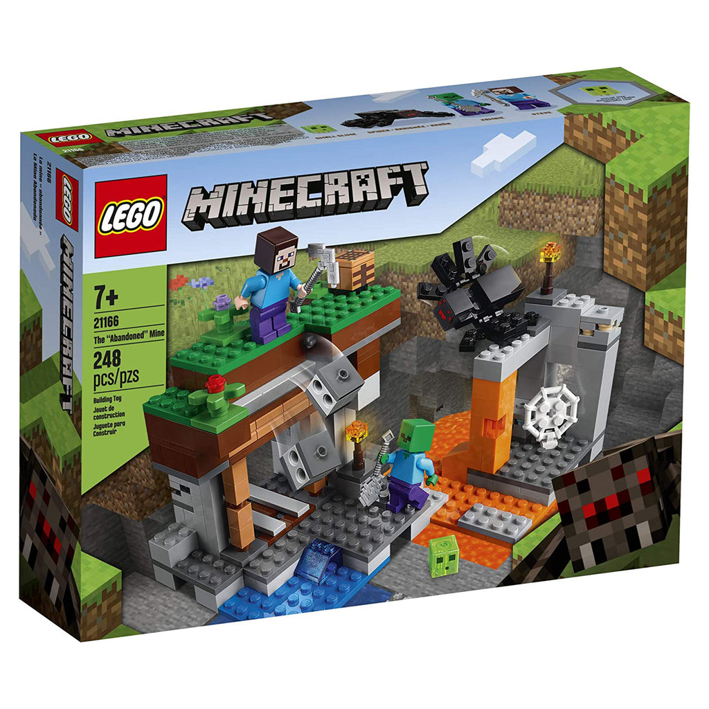 LEGO® Minecraft The Abandoned Mine Building Set 21166