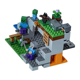 Lego - LEGO® Minecraft The Zombie Cave Building Set 21141