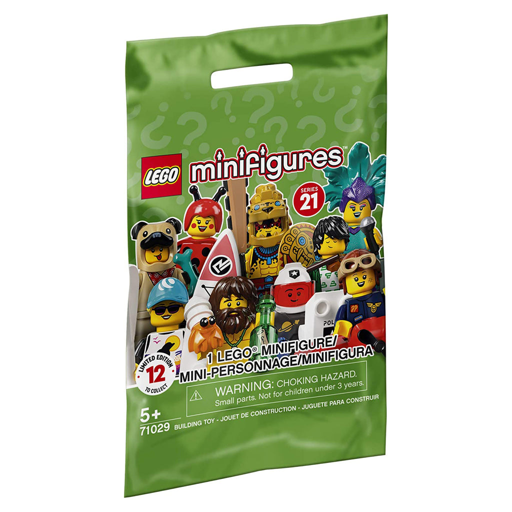 LEGO® Series 21 Minifigures Blind Bag 71029