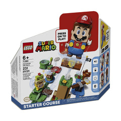 LEGO® Super Mario Adventures With Mario Starter Building Set 71360