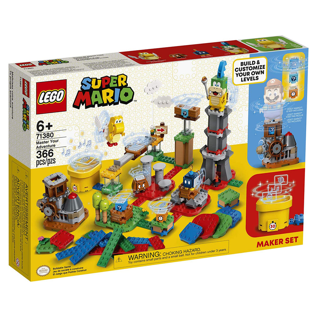 LEGO® Super Mario Master Your Adventure Building Set 71380
