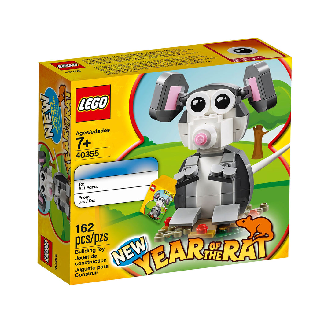 LEGO® Year Of The Rat Building Set 40355