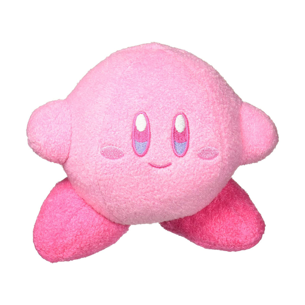 Little Buddy 25th Anniversary Kirby 6 Inch Plush Figure