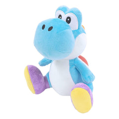 Little Buddy Light Blue Yoshi 8 Inch Plush Figure