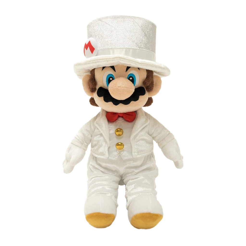 Little Buddy Super Mario Groom 16 Inch Plush Figure