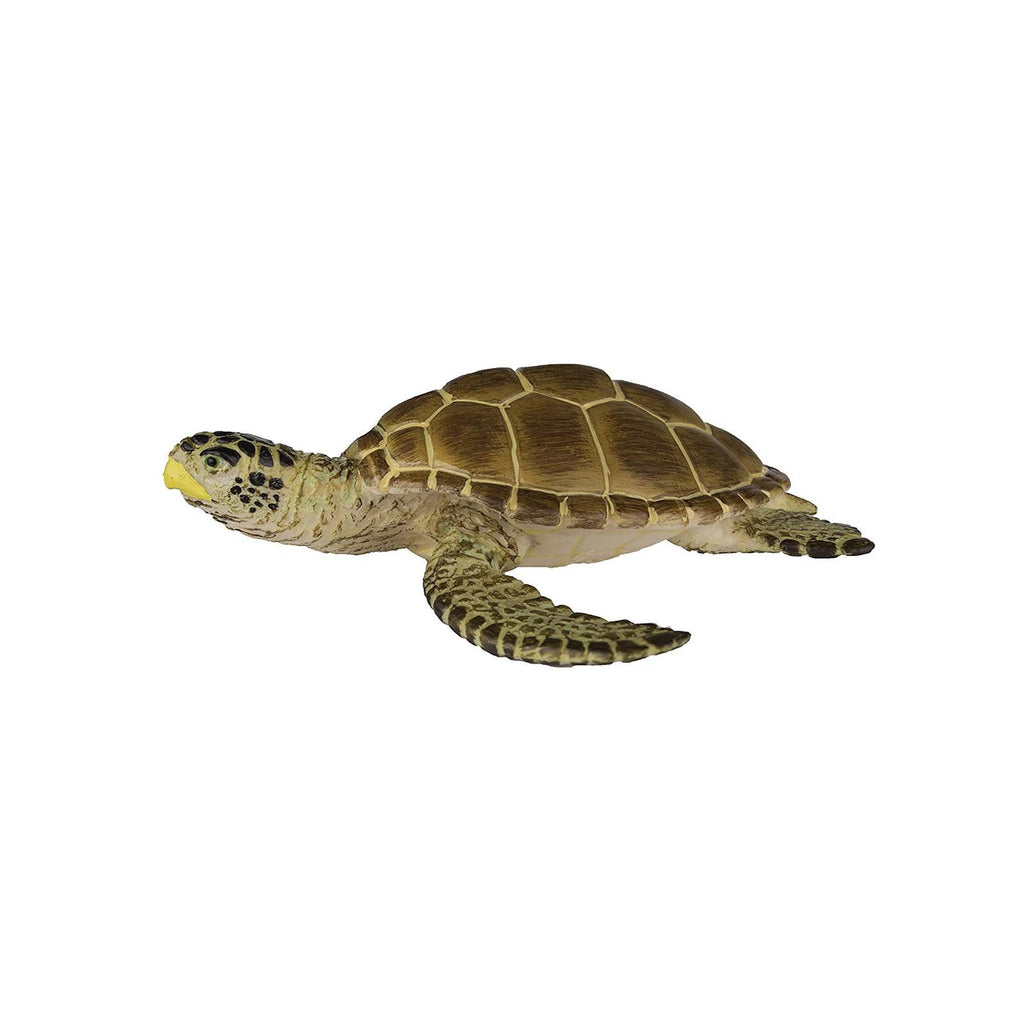 Loggerhead Turtle Wild Safari Animal Figure Safari Ltd