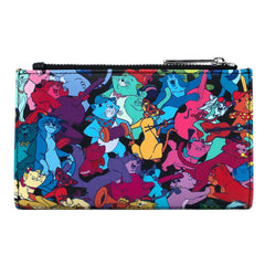Loungefly Disney Aristocats Jazzy Cats Flap Wallet