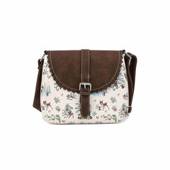 Loungefly Disney Bambi Scenes Crossbody Bag Purse