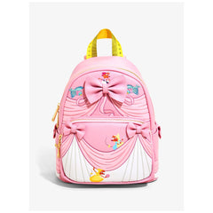 Loungefly Disney Cinderella Dress Making Mini Backpack