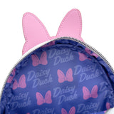 Loungefly Disney Daisy Duck Cosplay Min Backpack