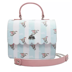 Loungefly Disney Dumbo Flying Crossbody Bag Purse