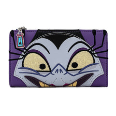Loungefly Disney Emperor's New Groove Yzma Cosplay Flap Wallet