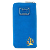 Loungefly Disney Fantasia Sorcerer Mickey Zip Around Wallet