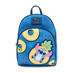 Loungefly Disney Lilo And Stitch Pineapple Floaty Stitch Mini Backpack