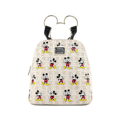 Loungefly Disney Mickey Mouse Hardware Backpack