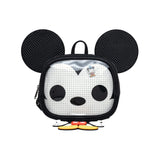 Loungefly Disney Mickey Mouse Pin Trader Cosplay Mini Backpack
